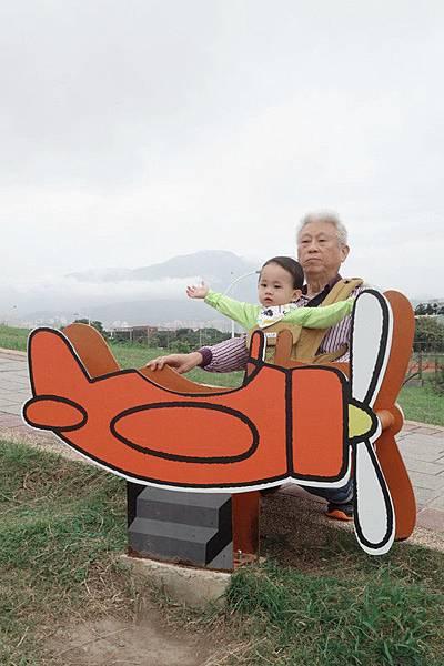 11-02(12) 八里文化公園米飛兔