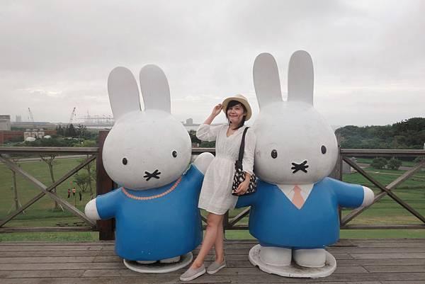 11-02(14) 八里文化公園米飛兔