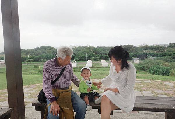 11-02(16) 八里文化公園米飛兔