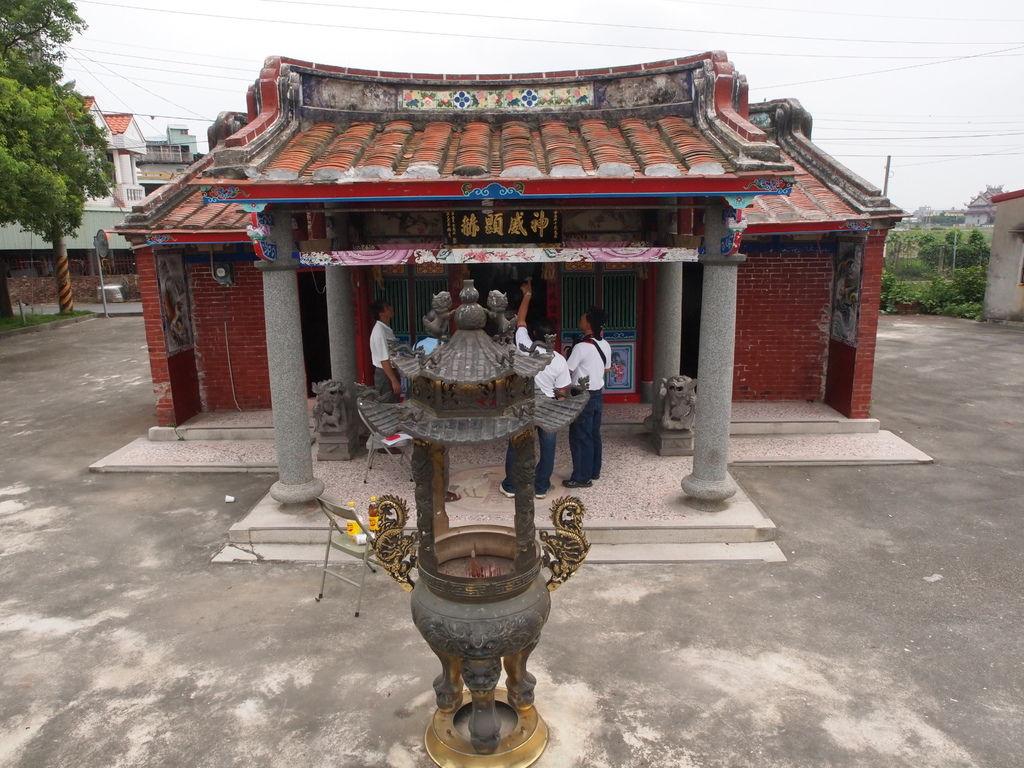 大崙王爺廟