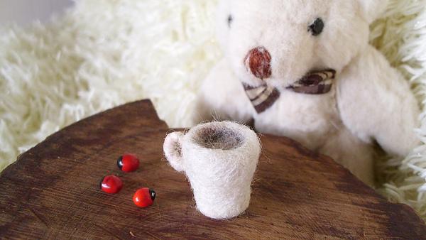 熊熊巧克力牛奶