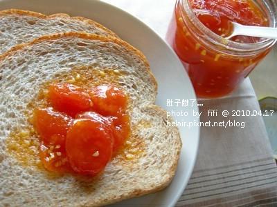 手工檸檬番茄果醬04
