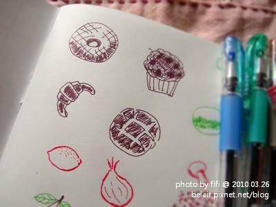 手繪食物圖01