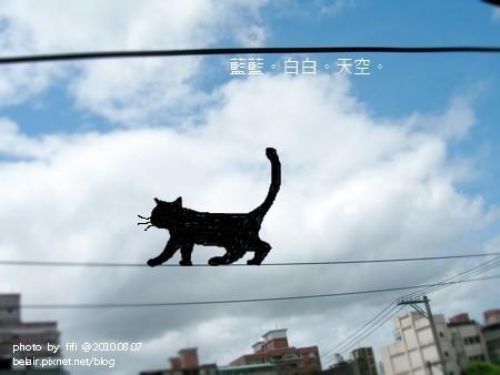 2010年8月夏日藍天01