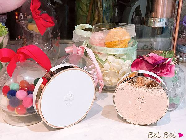 一抹.即現透亮遮暇美肌 :: Lancôme 2 in 1 BB Cushion