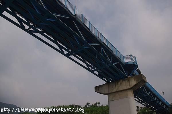 頭汴坑自行車橋