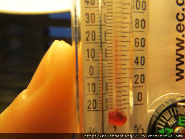 小小溫度計