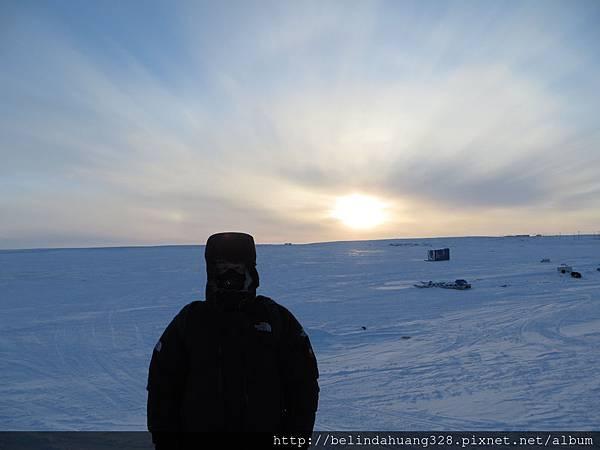 漫步在北半球的北端