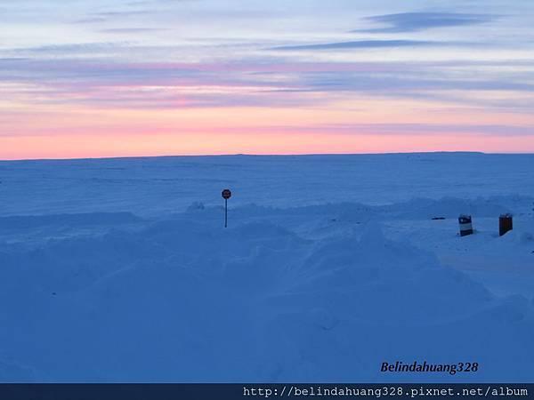 北極圈地帶