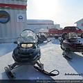 雪撬電動摩托車