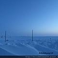 2013.4.27晚上11點半北極圈地帶的驚艷