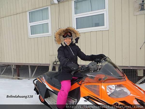 雪上機車Snowmobile乘風逍遙