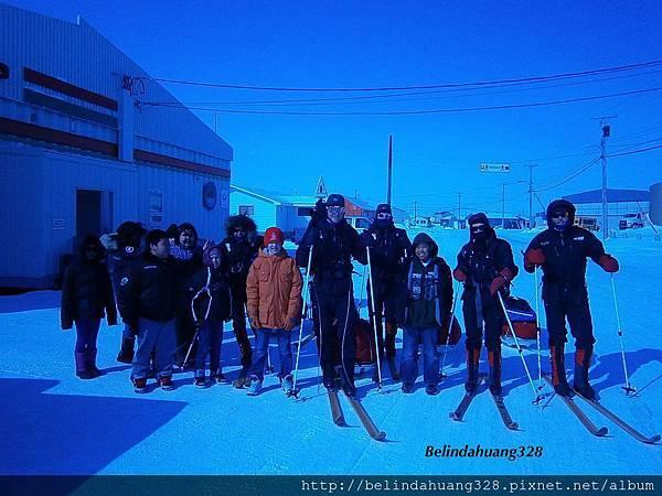 學校滑雪競賽