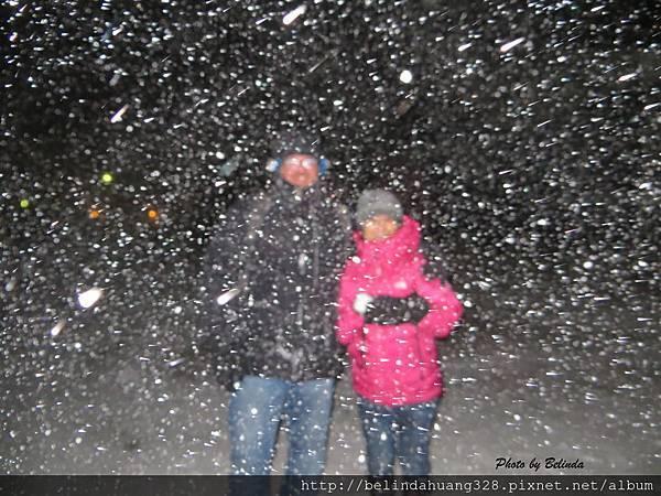 北極圈暴風雪2013.08.24