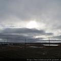 北極圈地帶陰天與整地
