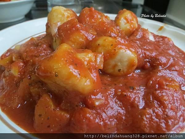 義大利馬鈴薯小餃子Homemade Potato Gnocchi