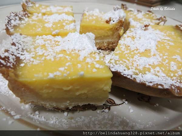 檸檬小方塊Lemon Bars1