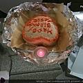 20131126傑西生日快樂蛋糕1