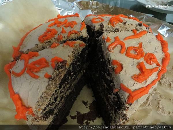 20131126傑西生日快樂蛋糕3