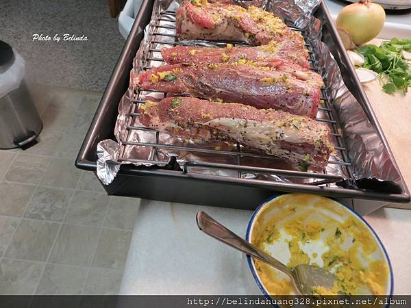 烤嫩腰豬肉Mapple Mustart Pork Tenderloin 2