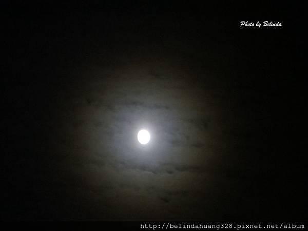 午後四點的月光