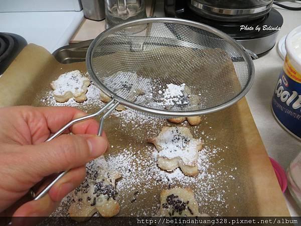 熊造型糖霜餅乾Cutout Sugar Cookies3