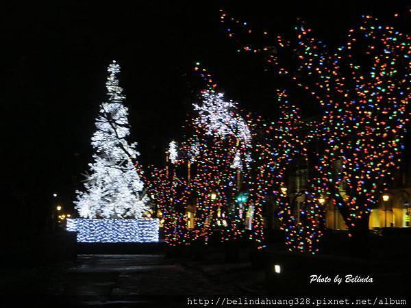 20131229多倫多城市公園聖誕節佈置