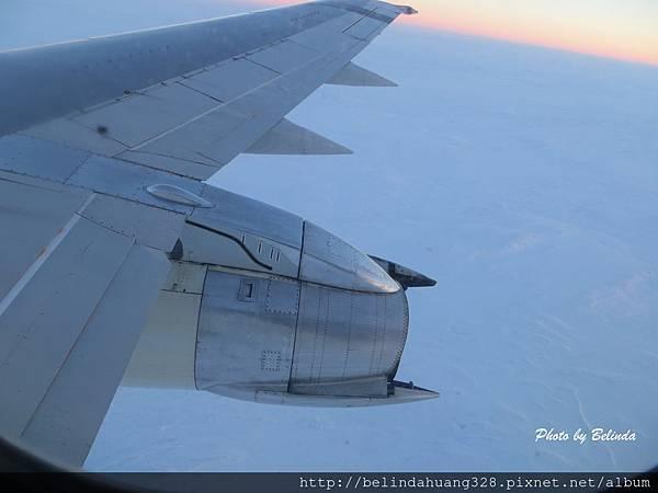 20140105回北極圈地帶途中