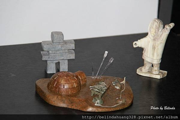 Inuit因紐特人藝術雕刻1