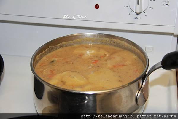 培根蘑菇馬鈴薯濃湯3