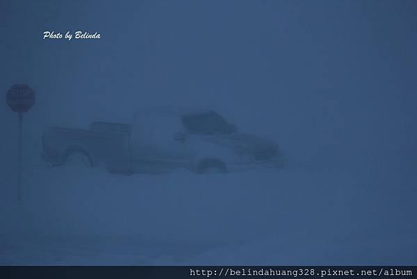 20140205風暴雪Blizzard下午三點半