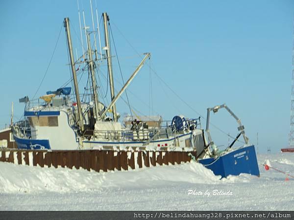 20140316 the Arctic Ocean in Cambridge Bay,Nunavut