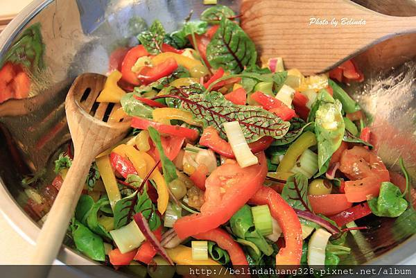 草本植物Sorrel Salad-1