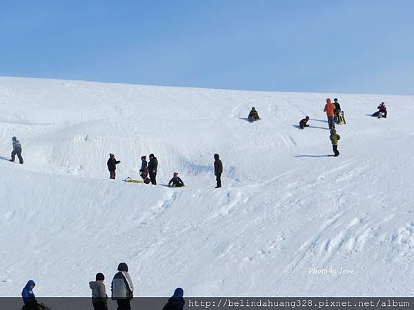 2014學校戶外滑雪活動Sliding Snow ~1