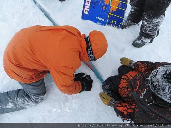 2014學校戶外滑雪活動Sliding Snow ~4