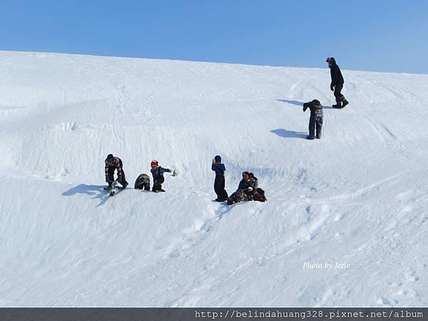 2014學校戶外滑雪活動Sliding Snow ~8
