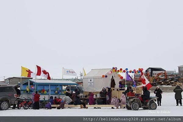 20140517北極圈雪地活動週邊