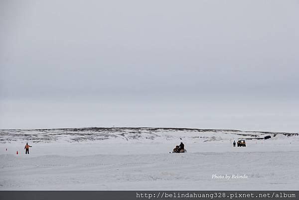 雪地機車賽Snowmobile racing~2