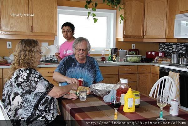 20140531家庭聚會-保羅老師和凱西老師