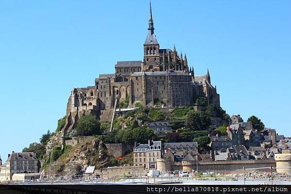 法國聖米歇爾山4