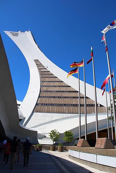 蒙特婁奧林匹克體育館10.jpg