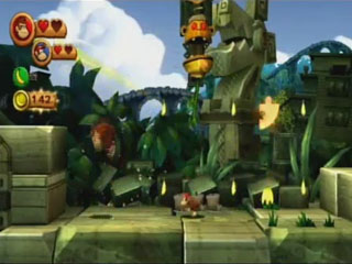 Donkey Kong Country Returns 3-1
