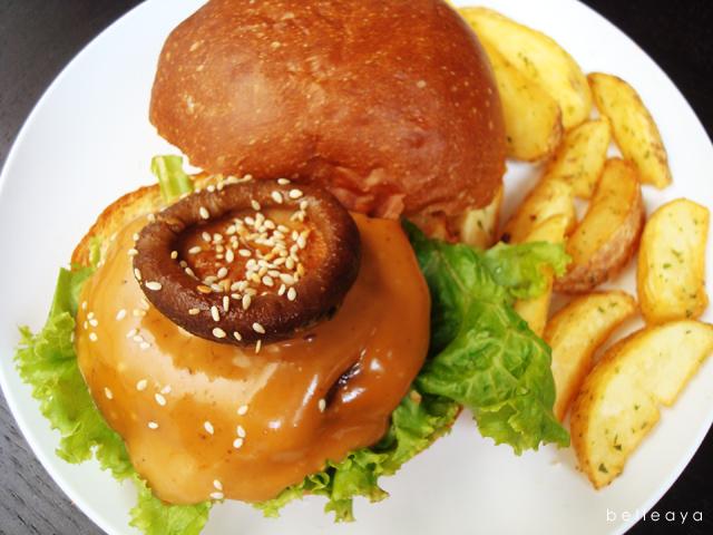 [台中] 田樂漢堡