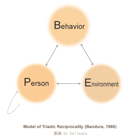 Social Cognitive_ Triadic Reciprocality