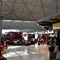[2013峇里島] 香港機場