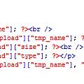 [PHP] 上傳檔案