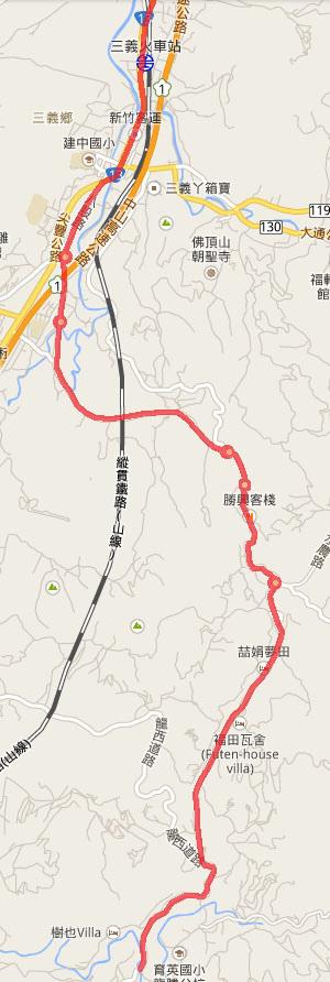 2014.2.14 騎車北上 地圖4