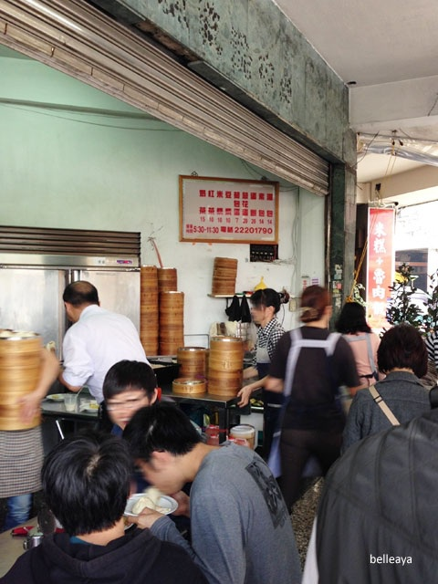 [台中] 信義街、大勇街口湯包