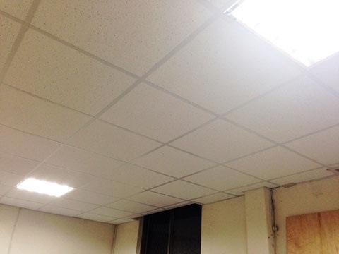 宿舍天花板裝修惡搞