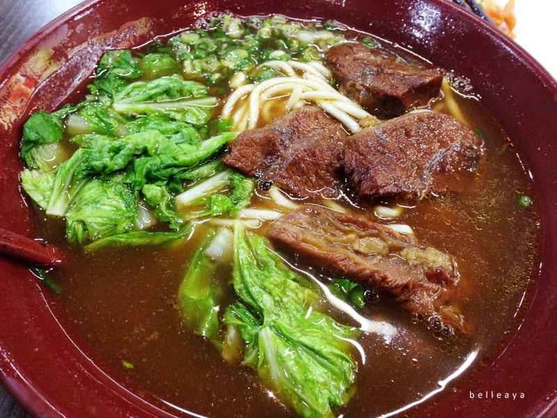 [台中] 仁義牛肉麵